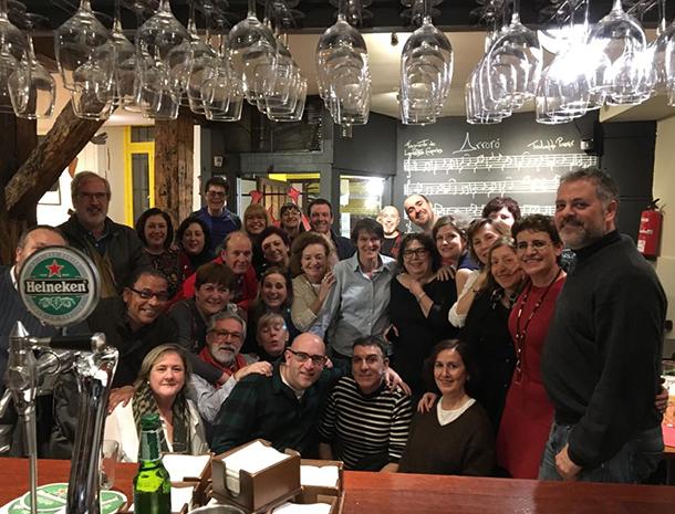 Italia-Magerit-Italia: Un viaje de ida y vuelta
