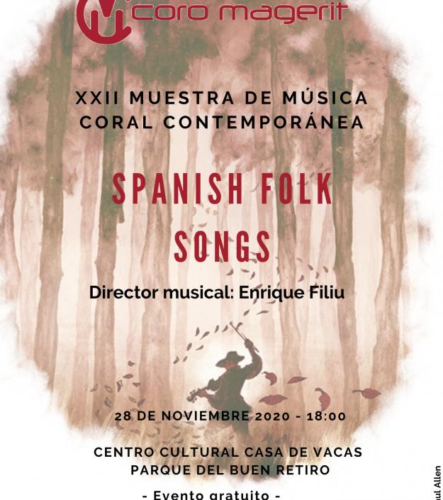 XXII Muestra de Música Coral Contemporánea
